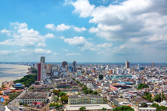TH-481757758 Guayaquil Cityscape